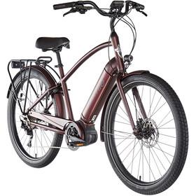 "Electra Townie Path Go! 10D 27,5"" Heren, matte oxblood"